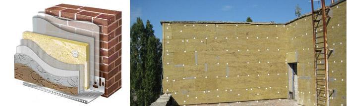 Утепление фасадов пример сметы на