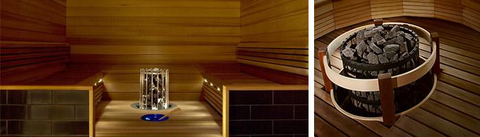 Электропечки для бани