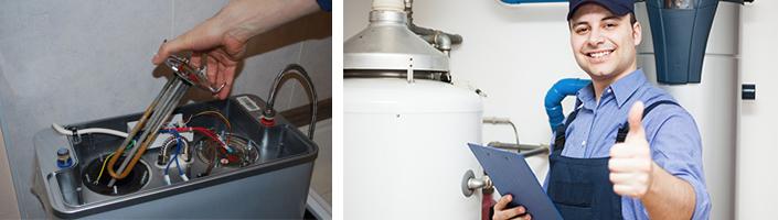 Особенности ремонта нагревателя