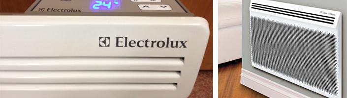 Электроконвекторы Electrolux