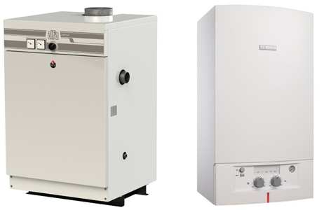ACV Comfort и Bosch ZWA