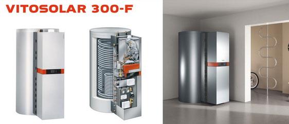 Vitosolar-300F