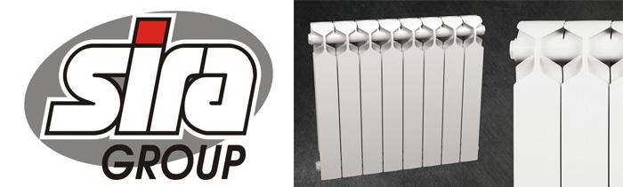 Отопительные радиаторы производства Sira