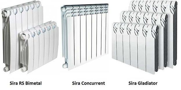 Итальянская Продукция Sira