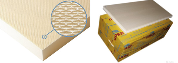 Изоляционные плиты XPS