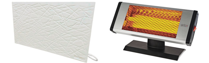 Теплопередающие плиты и ИК-нагреватели