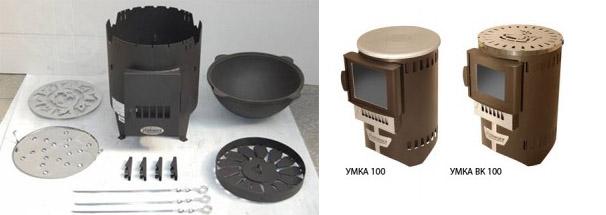 Модели для приготовления пищи
