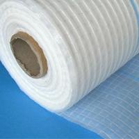 Армированная полимерной сеткой пленка