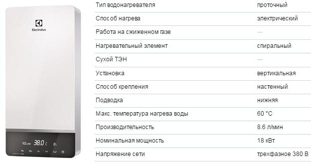 Electrolux Sensomatic Pro