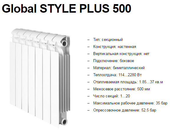 Style Plus 500